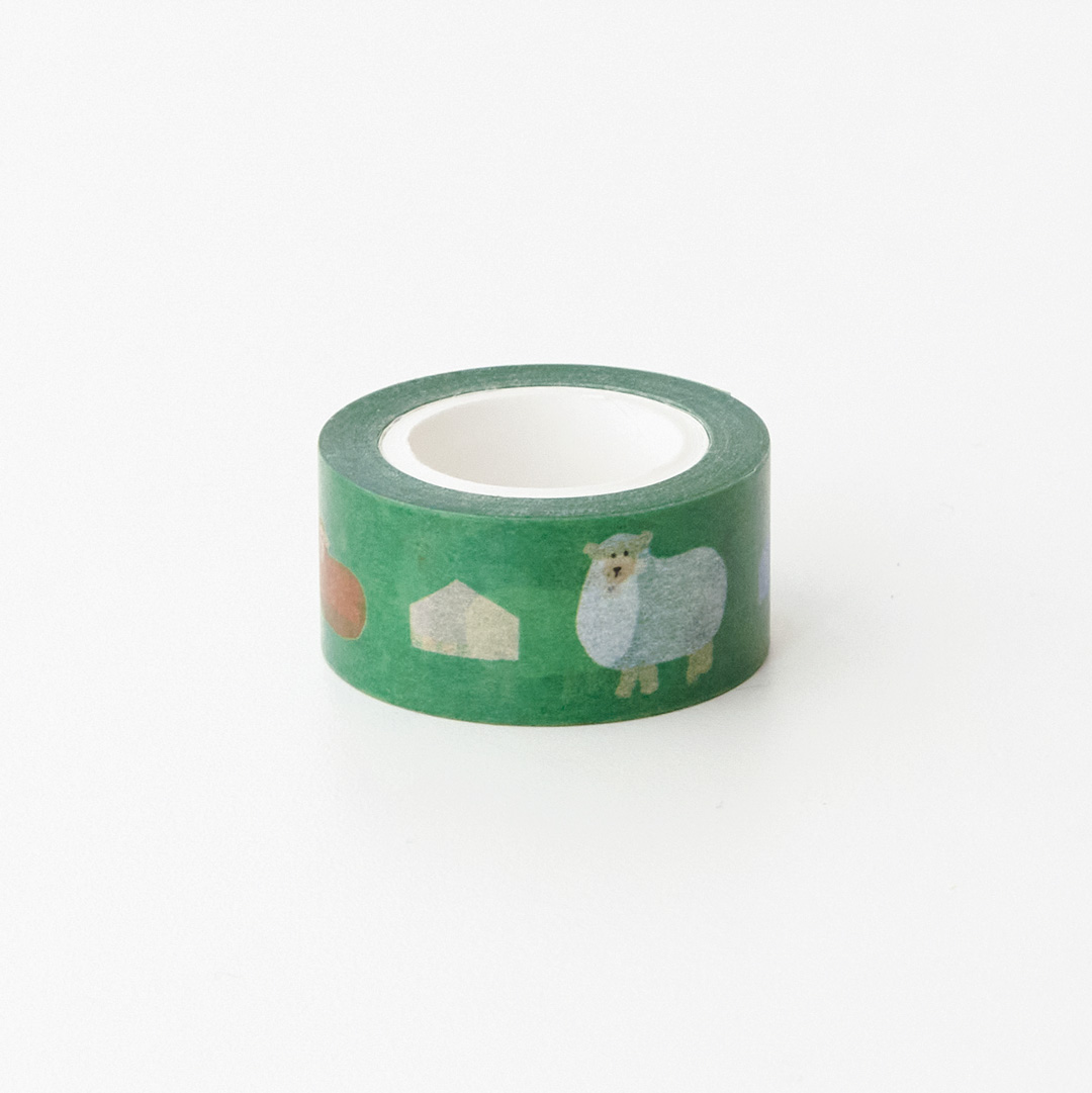 SHEEP FARM MASKING TAPE